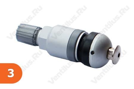 Вентиль для датчика давления
